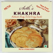 Seths Khakra Methi 200g