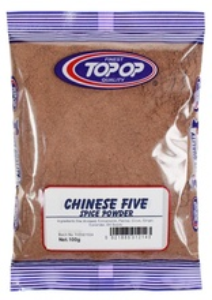 TOPOP Chines 5 Spice Powder (5 Condimente Mixte Chinezesti) 100g