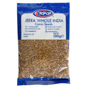 TopOp Jeera Whole Cumin Seeds (Seminte de Chimion) 100g