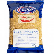 TopOp Lapsi Coarse Indian Dalia (Grau Zdrobit Indian) 500g