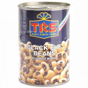 TRS Canned Boiled Black Eye Beans (Fasole Alba cu ochi negruFiarta Conservat) 400g