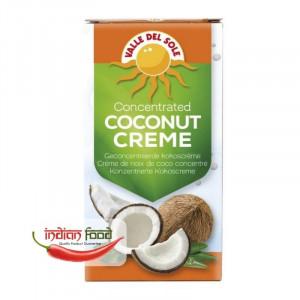 VALLE DEL SOLE COCONUT CREAM (Crema de nuca de Cocos) 200g