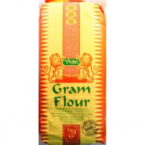 Virani Gram Flour Besan (Faina de Naut) 1kg