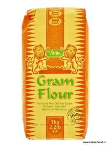 Virani Gram Flour Besan (Faina de Naut) 500g