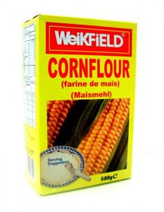 WEIKFIELD Corn Flour (Amidon de Porumb) 500g