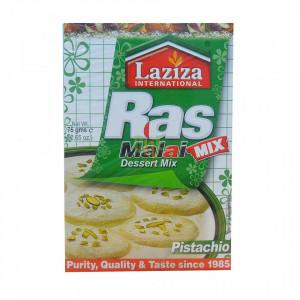 LAZIZA Rasmalai Pistachio (Rasmalai cu aroma de Fistic) 75g