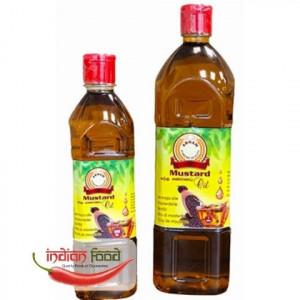 Annam Mustard Oil (Edible) (Ulei de Mustar) 250ml