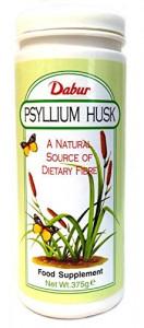 DABUR Psyllium Husk Regular (Tarate de Psyllium) 375g