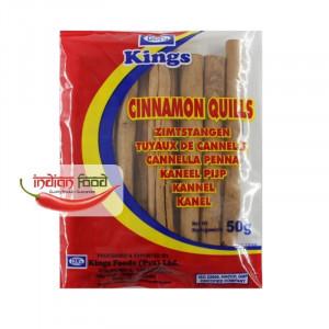 Kings Cinnamon Quills 50g