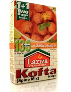 LAZIZA Kofta Masala (Condiment pentru Chiftelute) 130g