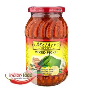 Mother's Recipe Mixed Pickle (Muraturi de Mixte Indiene) 500g