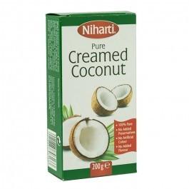 Niharti Creamed Coconut 200g