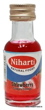 NIHARTI Essence Strawberry (Esenta de Capsuni) 28ml