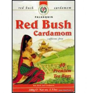 Palan Tea Bags Cardamom Redbush (Ceai de Rooibus si Cardamom 40 pliculete)