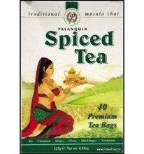 Palan Tea Bags Spiced (Ceai Indian Condimentat 40 pliculete)