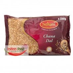Schani Chana Dal (Naut Maro fara Coaja Chana) 500g