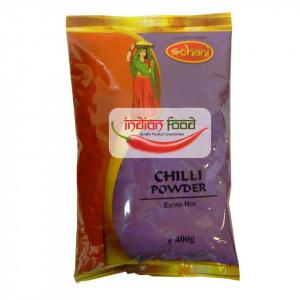 Schani Chilli Powder Extra Hot (Boia Iute Rosie) 400g