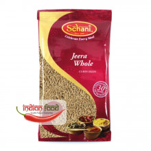 Schani Jeera Whole Cumin Seeds (Seminte de Chimion) 100g