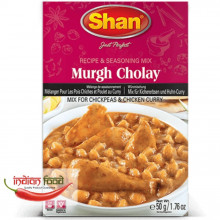 SHAN Murgh Cholay Curry Mix 50g