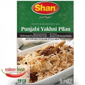 SHAN Punjabi Yakhni Pulao Mix 50g