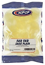 Top op Far Far Sago Plain 200g