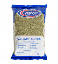 Top Op Valiary Green - Fennel Seeds 1kg