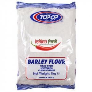 TOPOP Barley Flour (Faina Indiana de Orz) 1kg