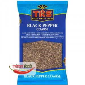 TRS Black Pepper Coarse (Piper Negru Semi - Macinat) 100g