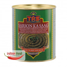 TRS Canned Sarson ka Saag (Frunze de Mustar in Curry Conservate) 850g
