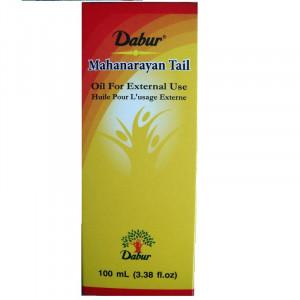 DABUR Mahanarayan Tail (Ulei pentru Masaj Mahanarayan) 100ml