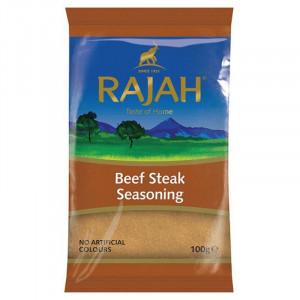 Rajah Seasoning Beef/Steak (Condiment pentru Carne de Vita) 100g