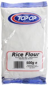 TOPOP Rice Flour (Faina de Orez) 500g