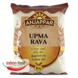 Anjappar Upma Rava (Faina de Orez Grunjoasa pentru Rava Idli) 1kg