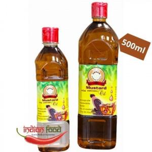 Annam Mustard Oil (Edible) (Ulei de Mustar) 500ml