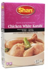 (EXP) SHAN Chicken White Karahi Mix (Condiment pentru Pui in Karahi) 40g