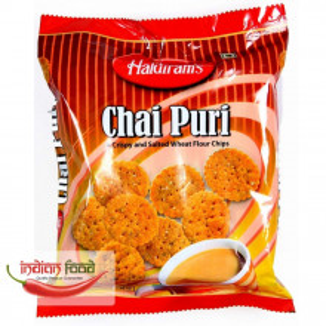 Haldiram's Chai Puri (Biscuiti Sarati pentru Ceai) 200g