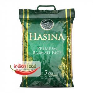 Hasina Premium Basmati Rice (Orez Basmati Superior) 5 kg