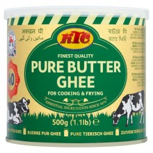 KTC Butter Ghee (Ulei Indian - Unt) 500 g