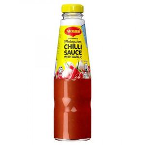Maggi Chilli Sauce with Garlic (Sos de Ardei cu Usturoi) 305g