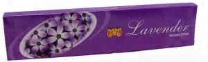 MAUSUM Agarbatthi Lavender (Betisoare Parfumate Lavanda) 20Sticks