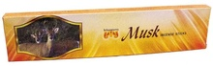 MAUSUM Agarbatthi Musk (Betisoare Parfumate Aroma de Musk) 20Sticks