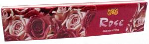 MAUSUM Agarbatthi Rose (Betisoare Parfumate de Trandafir 20buc) 20Stiks