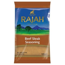Rajah Seasoning Beef/Steak (Condiment pentru Carne de Vita) 100g