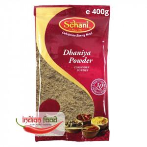 Schani Coriander Dhaniya Powder (Coriandru Macinat) 400g