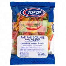Top op Far Far Square (Snacks Forma Patrata) 250g