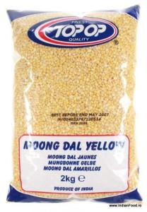 Top Op Mung Dal Yellow 2KG