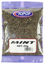 TOPOP Dry Mint Leaves (Frunze de Menta) 25g