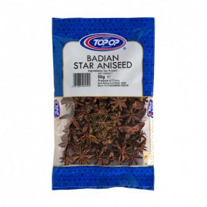 Topop Star Aniseed Badian (Anason Stelat) 50g