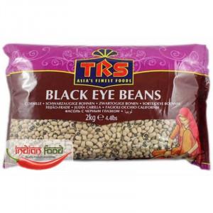 TRS Black Eye Beans (Fasole alba cu ochi negru) 2Kg