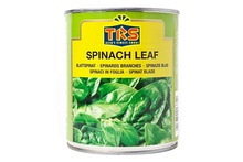 TRS Canned Spinach Leaf (Frunze de Spanac Conservate) 400g